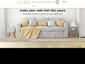 The best covers for Ikea furniture offered by Soferia